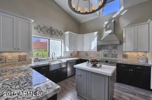 Stunning...New High End Custom Kitchen!