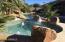 Massaging Spa & Salt water pool