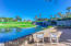 Picture yourselves here enjoying the soothing water sounds and sunshine winters at the Golf Course at Gainey Ranch