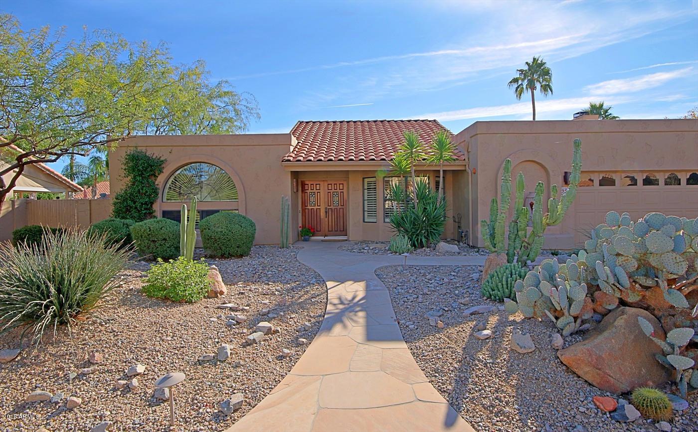 9531 E DESERT Trail, Scottsdale, AZ 85260 (MLS# 5369070) |