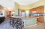 E-Z to entertain in this open / flowing kitchen