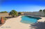 Inviting play pool & great mountain views.