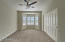 Hall Bedroom w/ New Designer Carpet & Pad