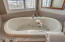 Enjoy a relaxing evening in your own private jacuzzi