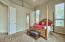 LUXURIOUSLY HIGH CEILINGS IN MASTER SUITE