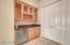 Kitchen Dry Bar & Wine Fridge