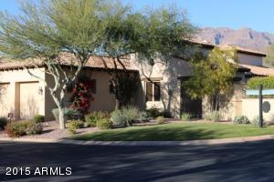 GREAT SUPERSTITION MOUNTAIN VIEWS FROM THIS HOME.