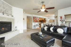 This bright, view-laden condo presents an open floor plan beautifully, uniquely decorated and furnished by loving owners. Truly this is the home for that wonderful blend of casual and elegant living.