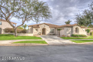 Beautifully maintained homes in a prestigious, gated community.