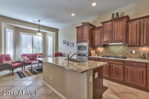 Spacious Chef Kitchen with Gas Cooktop