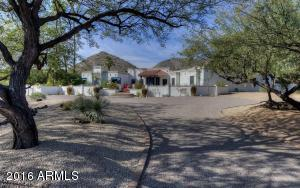 7812 N Ridgeview Drive, Paradise Valley, AZ 85253