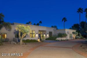 6100 E Huntress Drive, Paradise Valley, AZ 85253
