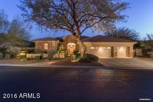 This 5 bedroom, 3.5 bath with private home office is situated in the niche neighborhood of Carino Canyon on an oversize mountain view lot!