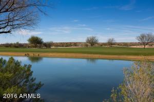 Lake, golf course and mountain views!