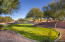 A few grassy play areas inside the gated community.