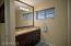 Hall Bathroom Dual Sinks