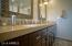 Silestone Surface with Two Sinks