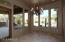 Dining Room, Many Tall Windows