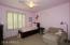 Secondary 3rd Bedroom, Plantation Shutters, Walk-In CLoset