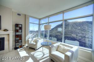 7th Floor Panoramic Mountain Views