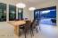 Family Room dining, Bi Fold doors