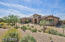 Cholla floor plan with Tuscan elevation. This upgraded elevation includes extensive stone work.