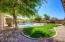 Large shade tree and nice grassy area!
