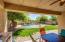 Backyard Oasis! Great size back yard with vista views!