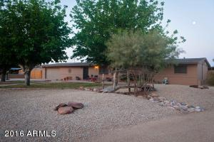 Lovely ranch style home on .81 acres!