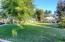 Large acre+ lot with grass / play area