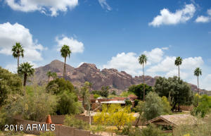 6653 N HILLSIDE Drive, Paradise Valley, AZ 85253