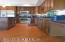 Kitchen w/stainless steel appliances & granite