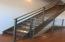 Open Riser Stair