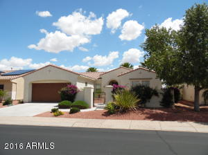 22521 N ARRELLAGA Drive, Sun City West, AZ 85375