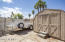 RV area with storage shed and room for toys. No HOA!