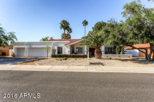 Classic style ranch home with hard to find 3 car garage
