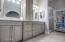Feels like a resort spa. Bathrooms completely remodeled. Slow close cabinets/drawers, quartz counters, high end fixtures including Kohler and designer brands