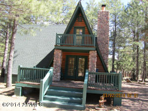2540 MIDDLE Loop, Forest Lakes, AZ 85931