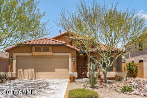 Well-maintained home in Desert Peak, minutes to Desert Ridge Marketplace and Freeways.