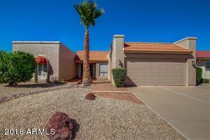 25817 S BEECH CREEK Drive, Sun Lakes, AZ 85248