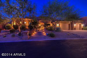 Welcome to 12180 East Columbine Drive in world class Ancala Country Club.