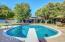 *Large Diving Pool w/ Flagstone*