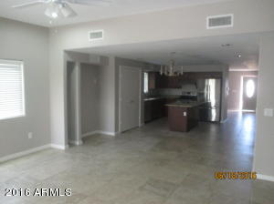 FAMILY ROOM LOOKING AT KITCHEN