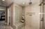 Luxurious Walk-in Shower!