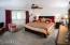 *Large Master Bedroom*