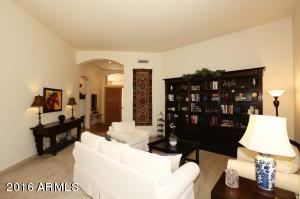 Inviting Living Room to entertain your guests in