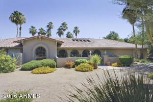 5005 E CRESTVIEW Drive, Paradise Valley, AZ 85253