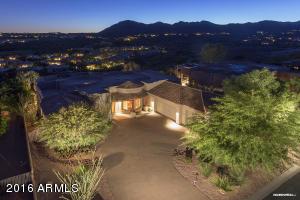 Welcome to your beautiful new estate overlooking SunRidge Canyon!
