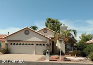 10946 E NAVAJO Drive, Sun Lakes, AZ 85248
