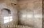 Custom tiled walk-in shower